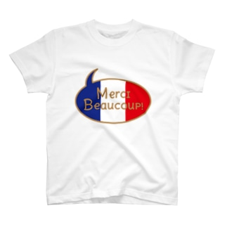 Merci Beaucoup T-shirts