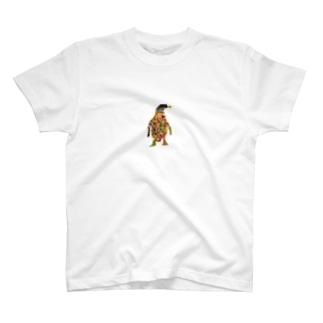 17歳のペンギン ロゴver T-shirts