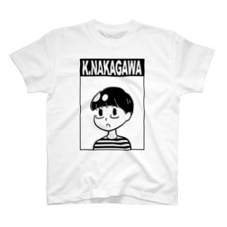 K.Nakagawa T-shirts