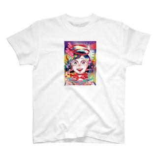 【魂の産物に百億回いいねしました】 T-shirts