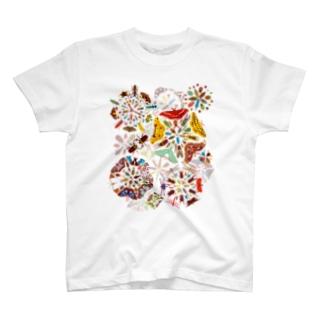 日本の昆虫好き T-shirts