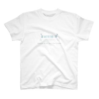 ピアノ横断幕 T-shirts