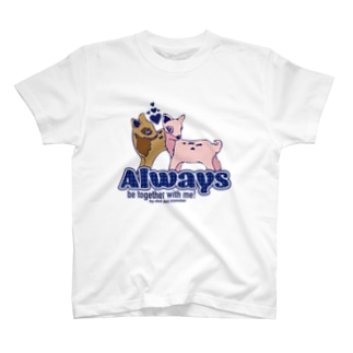 Always be together T-shirts