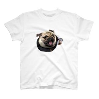 修道士 パグのパグ―グッズ T-shirts