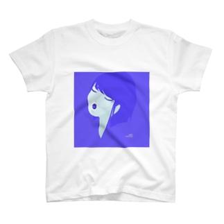 愁い T-shirts
