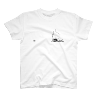 みのむしぃ T-shirts
