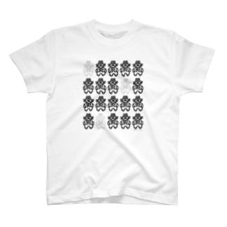 たくさんホツマン T-shirts