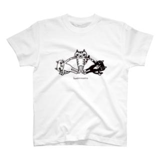 組み立て体操 T-shirts T-shirts