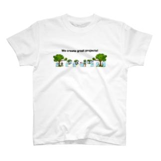 顧客が本当に必要だった物を作るGopherくん T-shirts