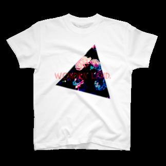 あめりすのWONDER LAND. T-shirts