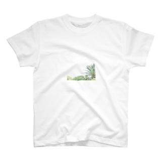 ソラトヤシ T-shirts