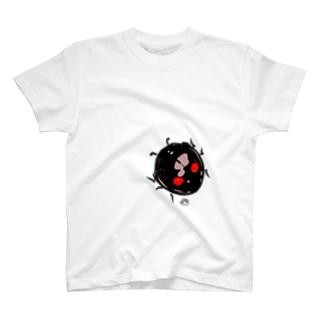 ヒメアカホシ T-shirts