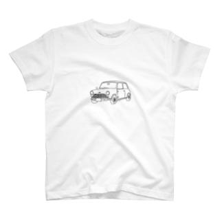 ミニローバー T-shirts