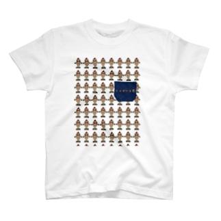 長男 じゃがいも君 T-shirts