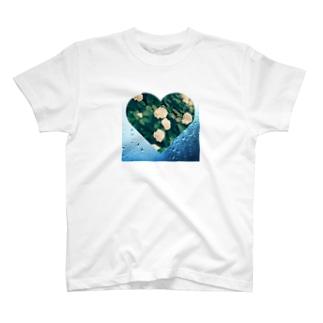 雨色の心 T-shirts