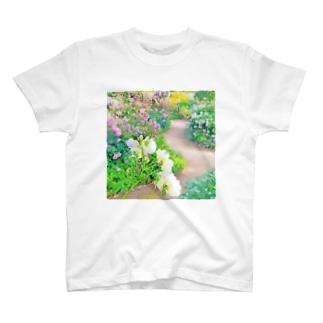 小路 T-shirts