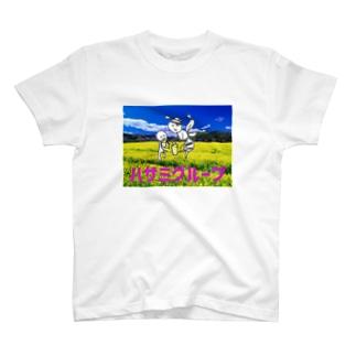 HASAMI Tシャツ T-shirts