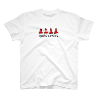 ROAD CONES T-shirts