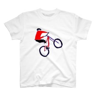 MTBデザイン「RIDE」 T-shirts