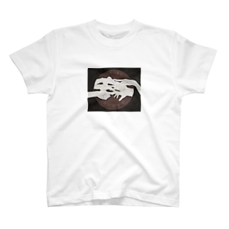 沈黙の美徳 大日本帝國 T-shirts