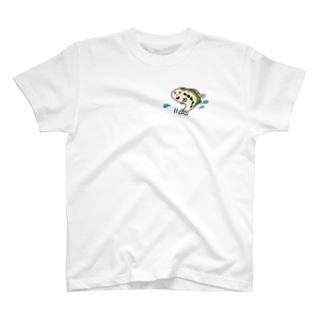ブラックバス T-shirts
