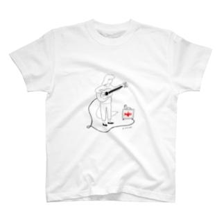 町田ノイズ×本田亮 T-shirts