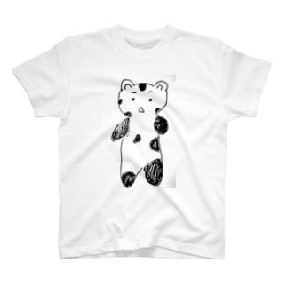バグパンダ T-shirts
