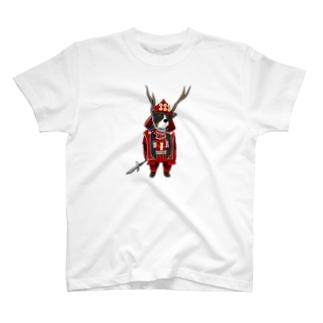 武将シリーズ。バーニーズバージョン T-shirts
