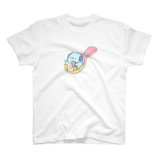 さじぺん T-shirts