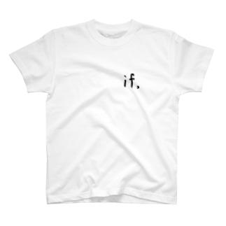 私が書いたif, T-shirts