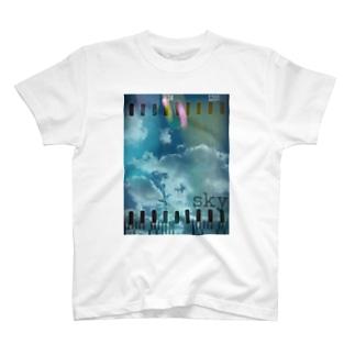 Sky 〜今日の空〜 T-shirts