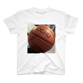 バスケットボールMOERU T-shirts