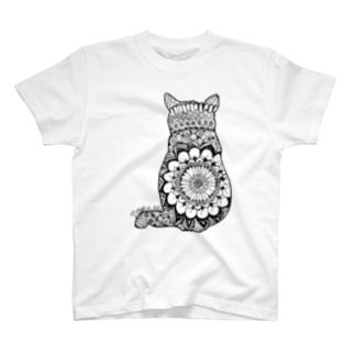 CIRCLECAT09 T-shirts