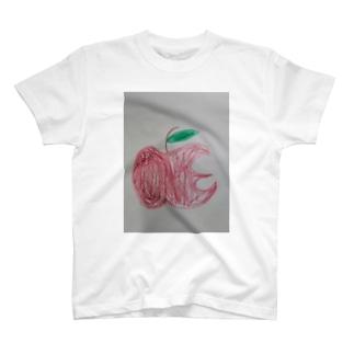 ハッピーアップル T-shirts