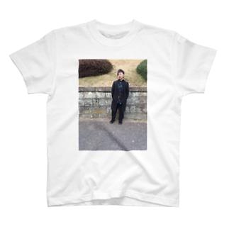 チャンユー等身大T Tシャツ