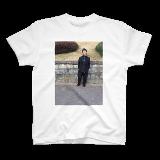 チャンユーショップのチャンユー等身大T T-shirts