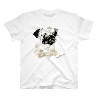 pug_x T-shirts