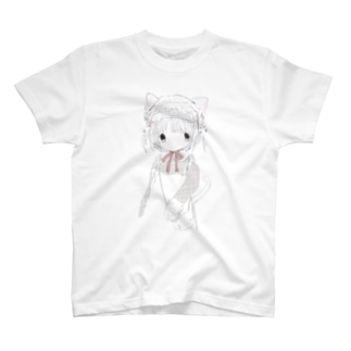 ひとりで T-shirts