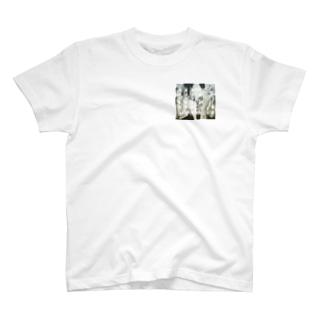 nanaka×Jou T-shirts