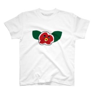 ヤブツバキくん T-shirts