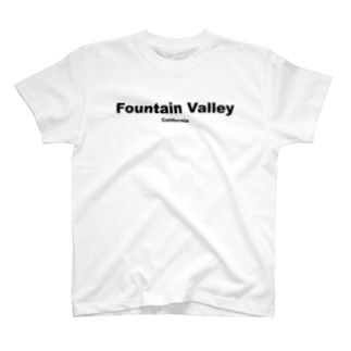 Fountain valley T-shirts