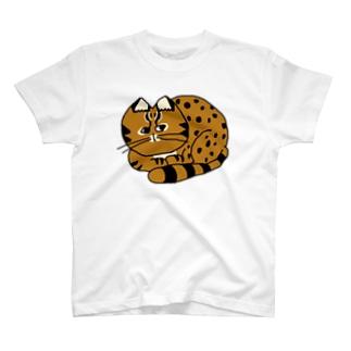 ツシマヤマネコくん T-shirts