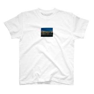 梅田の夜景 T-shirts