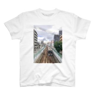OSAKA 千里線 T-shirts