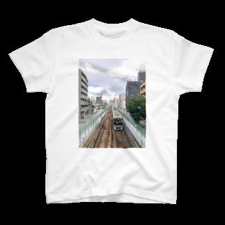 OSAKA NEIGHBORのOSAKA 千里線 T-shirts