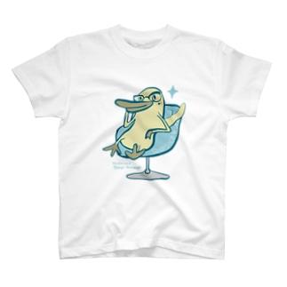 メガネだばしくん T-shirts