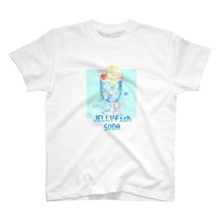 JELLYFISH☆SODA T-shirts