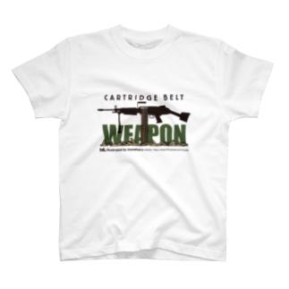 WEAPON T-shirts