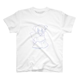 ぽゃしみ T-shirts