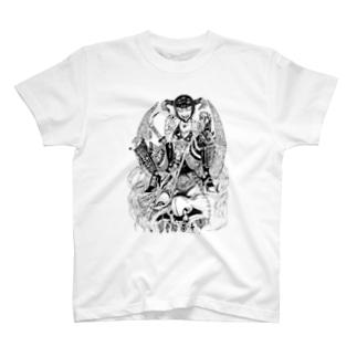 賞金稼ぎ T-shirts